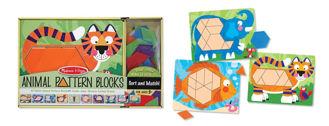 Picture of Animal Pattern Blocks