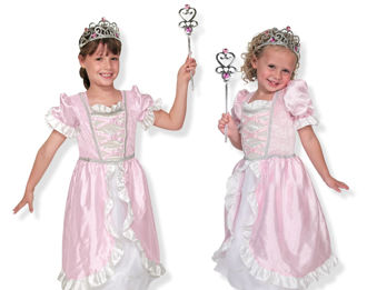 Picture of Princess Role Play Costume Set