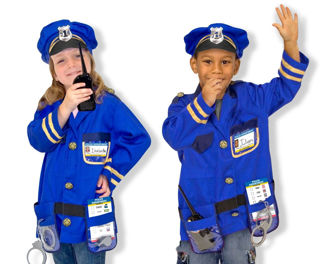 Picture of Police Officer costume