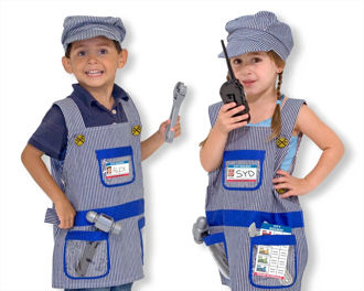 Picture of Train Engineer Costume