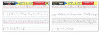 Picture of Write-a-mat Handwriting