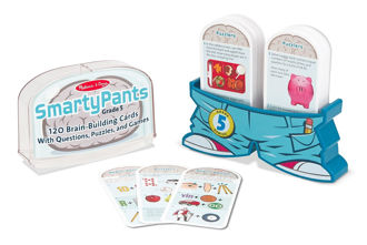 Picture of Smarty Pants - 5th Grade Card Set