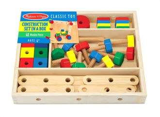 Picture of Construction Set in a Box