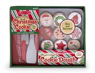 Picture of Slice & Bake Christmas Cookie Set