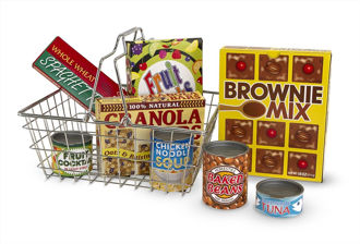 Picture of Grocery Basket