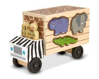 Picture of Safari Animal Rescue Truck