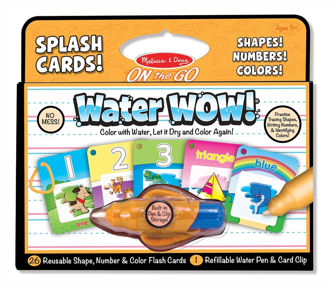 Picture of Splash Cards - Shapes! Numbers! Colors!