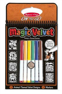 Picture of Magic Velvet- Animal Scenes
