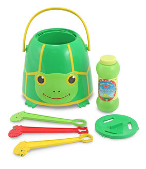 Picture of Tootle Turtle Bubble Bucket