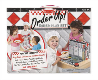 Picture of Order Up! Diner Play Set