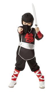 Picture of Ninja costume