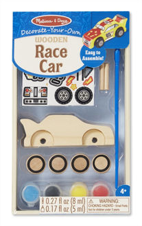 Picture of DYO Wooden Race Car