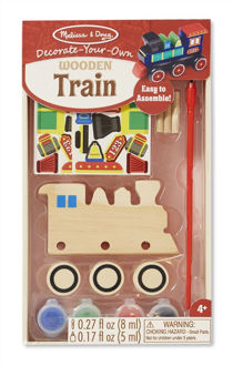 Picture of Created by Me! Train Wooden Craft