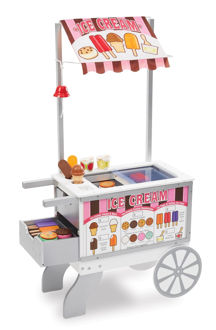 Picture of Snacks & Sweets Food Cart