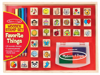 Picture of Favorite Things Stamp Set