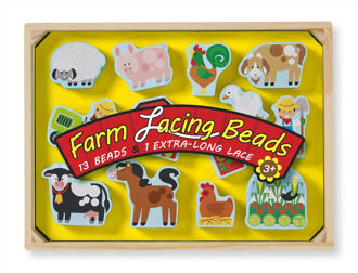 Picture of Farm Lacing Beads