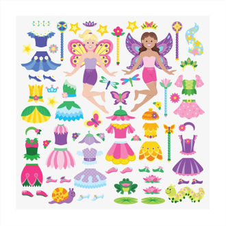 Picture of Puffy stickers - Fairy