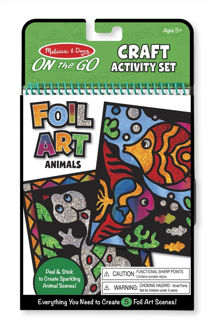Picture of Foil Art - Animals