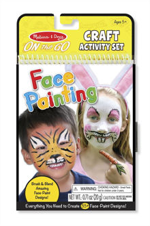 Picture of Craft Activity set Face Painting