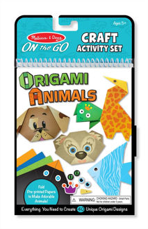 Picture of Craft Activity set  Origami Animals