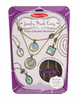 Picture of Press-a-Pendant Necklaces
