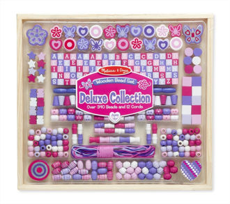 Picture of Deluxe Collection - Wooden Bead Set