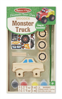 Picture of Created by Me! Monster Truck Wooden Craft Kit