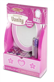 Picture of Decorate your own Wooden Vanity