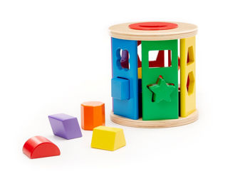 Picture of Match & Roll Shape Sorter