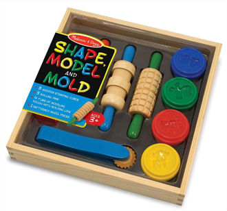 Picture of Shape, Model and Mold