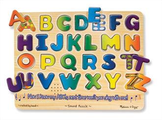 Picture of Alphabet Sound Puzzle