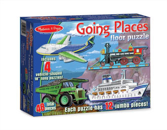 Picture of Going Places (48pc)