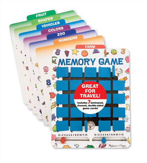 Picture of Flip to Win Memory Game