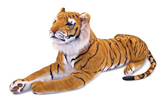 Picture of Tiger Plush