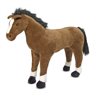 Picture of Horse plush
