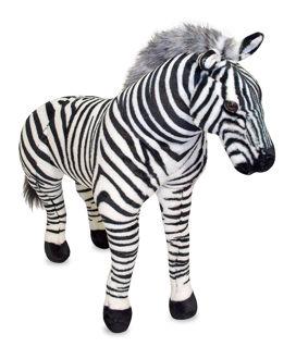 Picture of Zebra Plush