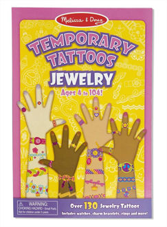 Picture of Temporary Tattoo Jewelry