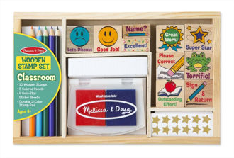 Picture of Classroom Stamps Set