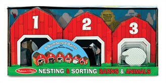 Picture of Nesting & Sorting Barns & Animals