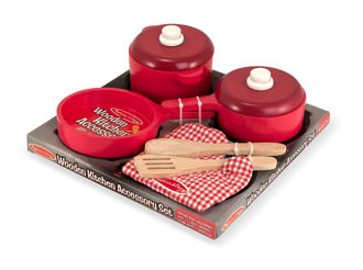 Picture of Wooden Kitchen Accessory Set