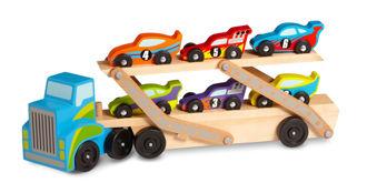 Picture of Mega Race-Car Carrier