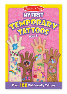 Picture of Temporary Tattoos Pink
