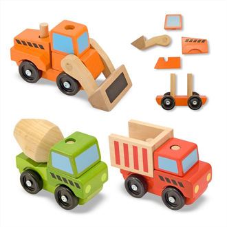Picture of Stacking Construction Vehicles