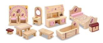 Picture of Princess Castle Furniture Set