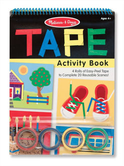 Picture of Tape Activity Book