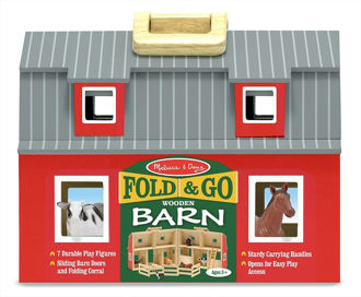 Picture of Fold & Go Barn