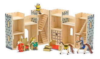 Picture of Fold & Go Castle