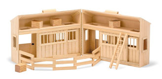Picture of Fold & Go Stable