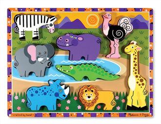 Picture of Chunky puzzle Safari Animals