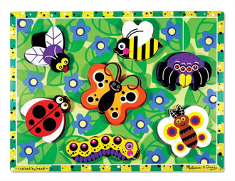 Picture of Insects chunky puzzle